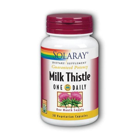 ONE DAILY MILK THISTLE EXTRACT 350 MG 30