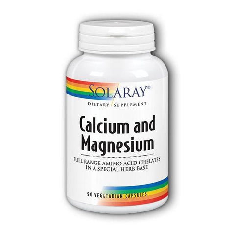 CALCIUM AND MAGNESIUM 0 90