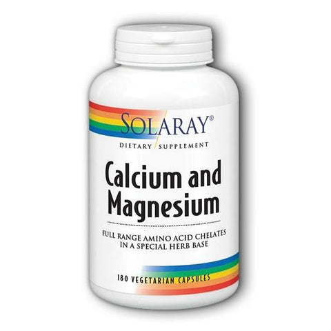 CALCIUM AND MAGNESIUM 180