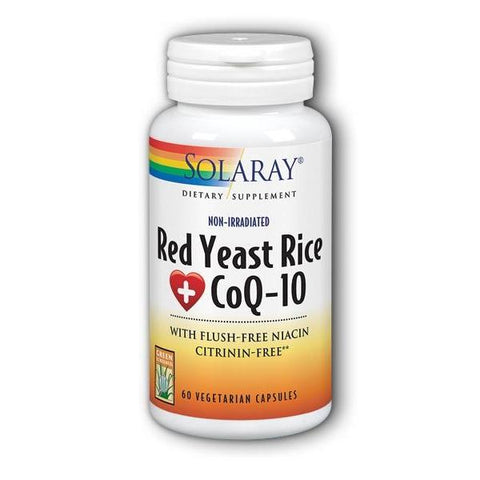 RED YEAST RICE PLUS COQ 10 0 60
