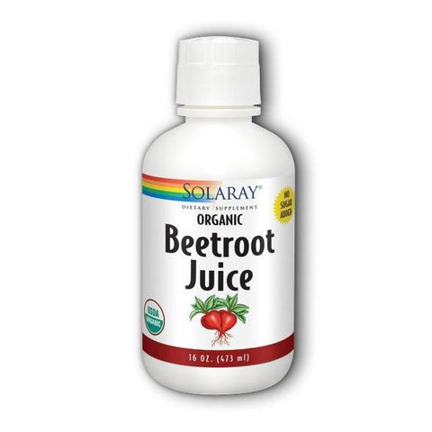 BEETROOT JUICE ORGANIC 16