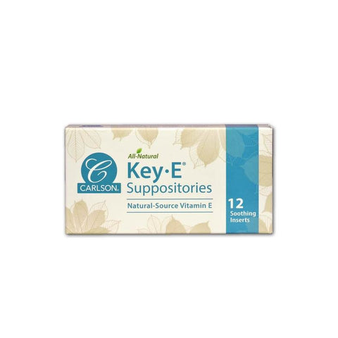KEY E SUPPOSITORIES 1 BOX OF 1