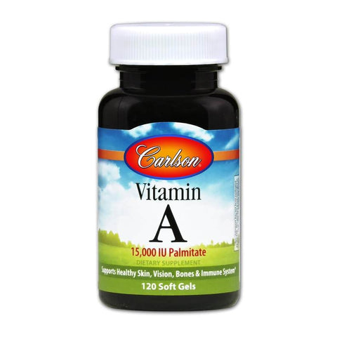 VIT A PALMITATE 120 SOFTGELS 15000 IU