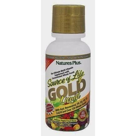 PROMO ONLY LIQUID SOURCE OF LIFE GOLD