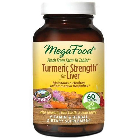TURMERIC STRENGTH FOR LIVER 60