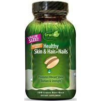 HEALTHY SKIN+ HAIR PLUS NAILS