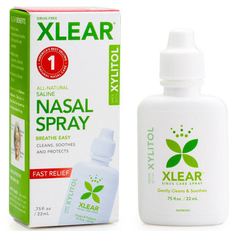 XYLITOL SALINE NASAL SPRAY .75 OZ