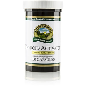 THYROID ACTIVATOR 100 CAPS