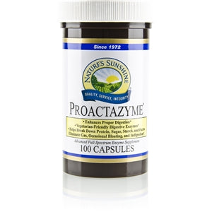 PROACTAZYME PLUS 100 CAPS