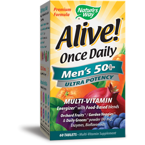 ALVE DAILY MEN 50+ 60TB