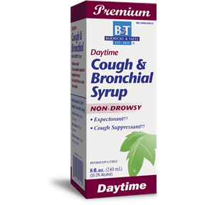 B&T SYRUP COUGH & BRNCHL 8OZ N 8 OZ