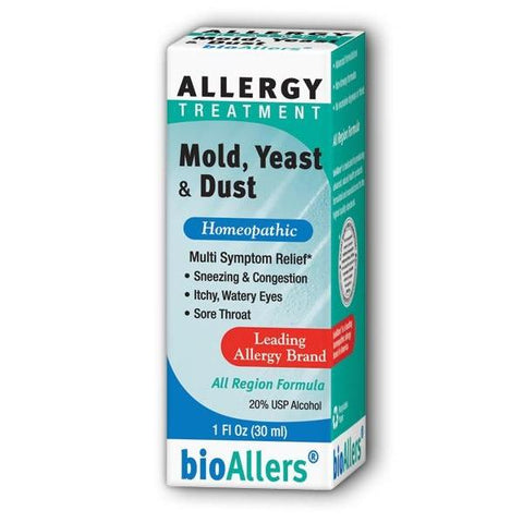ALLERGY MOLD YEAST DUST 1 OZ