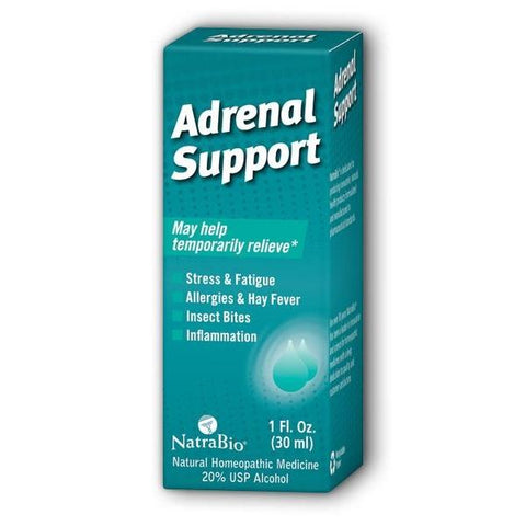 ADRENAL LIQ SUPPORT 1 OZ