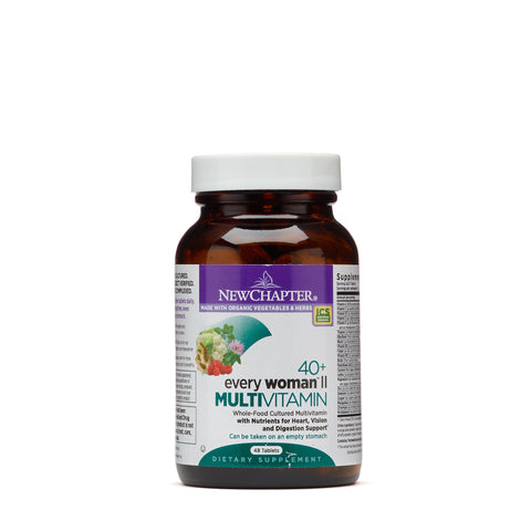 EVERY WOMAN II 40+ MULTIVITAMIN 48 TABLETS
