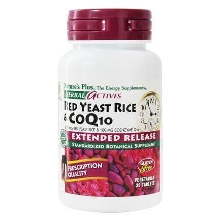 RED YEAST RICE 600 MG/ COQ 10 1 OO MG