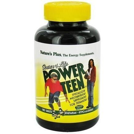 SOURCE OF LIFE POWER TEEN 180