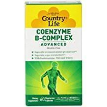 COENYZME B COMPLEX ADVANCED 60 CT