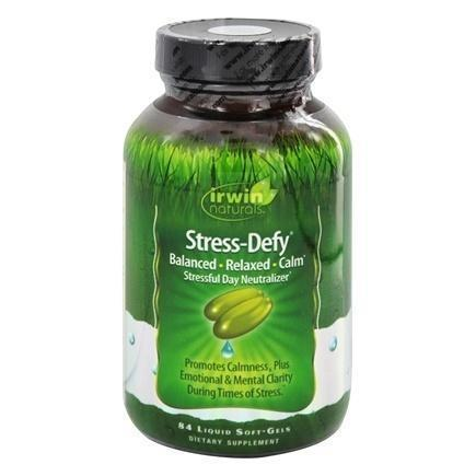 STRESS DEFY BALANCED+ RELAXED