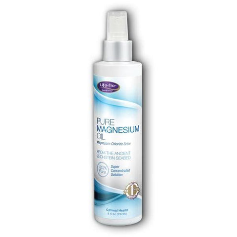 PURE MAGNESIUM OIL 8 FO
