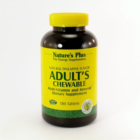 ADULTS CHEWABLE 180