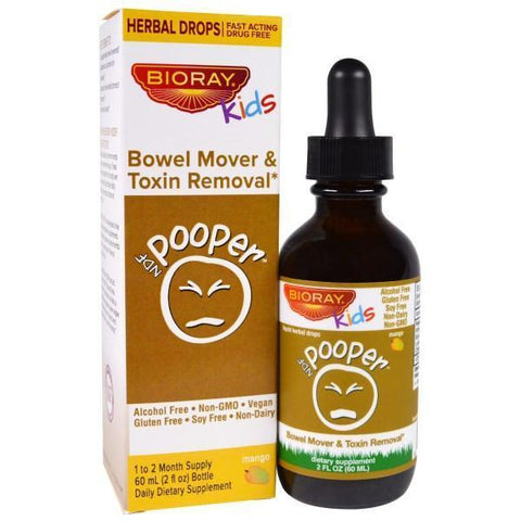 NDF POOPER LIQUID HERBAL DROPS 2 OZ