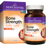 BONE STRENGTH TAKE CARE 120 TINY TABLETS