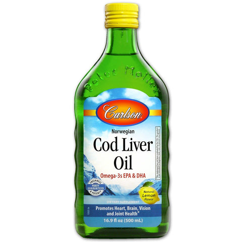 NORW COD LIVER OIL LIQ LEMON F