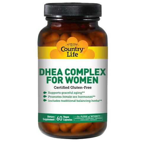 DHEA 25 MG COMPLEX FOR WOMEN