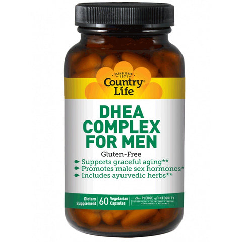 DHEA 50 MG COMPLEX FOR MEN