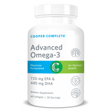 ADVANCED OMEGA 3 FATTY ACIDS 60 SOFTGELS