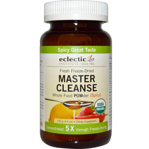 MASTER CLEANSE COG FDP