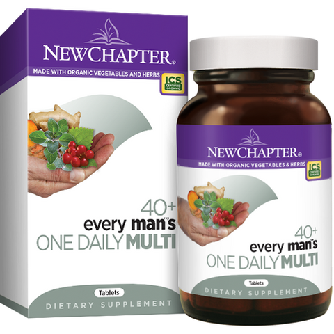 EVERY MAN'S ONE DAILY 40+ 24 TABLETS