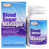 BLOOD SUGAR MANAGER [GLUCOSE CONTROL FOR