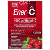 1000 MG EFFERVESCENT MULTIVITAMIN CRANBERRY DRINK MIX 30 PACKETS BOX