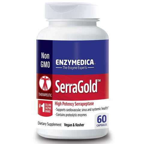 SERRAPLUS [HIGH SERRATIOPEPTIDASE FORMUL