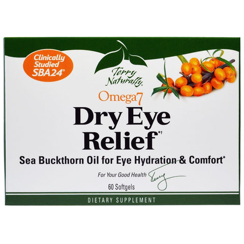 OMEGA7 EYE RELIEF 60 SOFTGELS