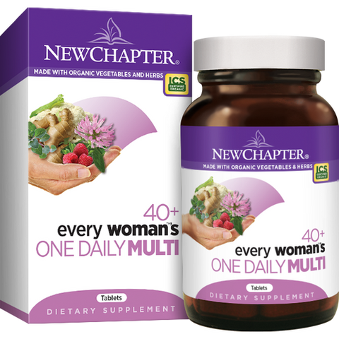 EVERY WOMAN'S ONE DAILY 40+ MULTIVITAMIN 24 TABLETS