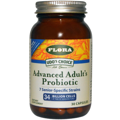 UDOS CHOICE ADVANCED ADULTS BLEND PROBIO