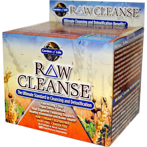 RAW CLEANSE 1 KIT