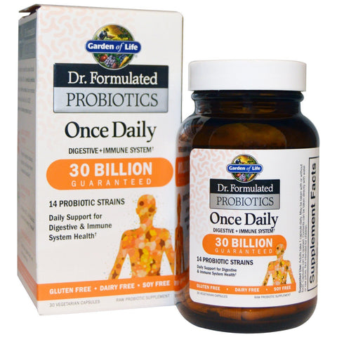 ONCE DAILY  PROBIOTICS 30 VCAPS