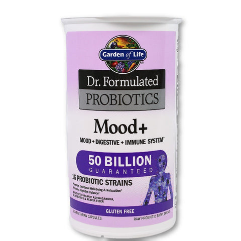DR FORMULATED MOOD PROBIOTIC SHELF 60 CT