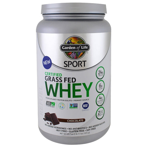 CERTIFIED GRASS FED WHEY PROTEIN CHOCOLA