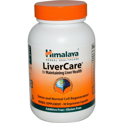 LIVERCARE WORLDS #1 LIVER SUPPROT 90 VC'