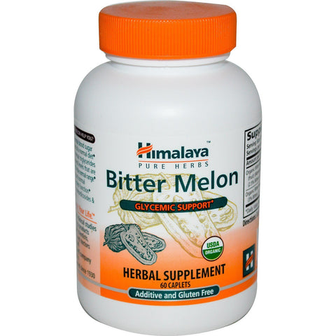 BITTER MELON GLYCEMIC SUPPORT 60 CAPS