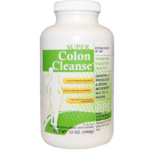 SUPER COLON CLEANSE 12 OZ