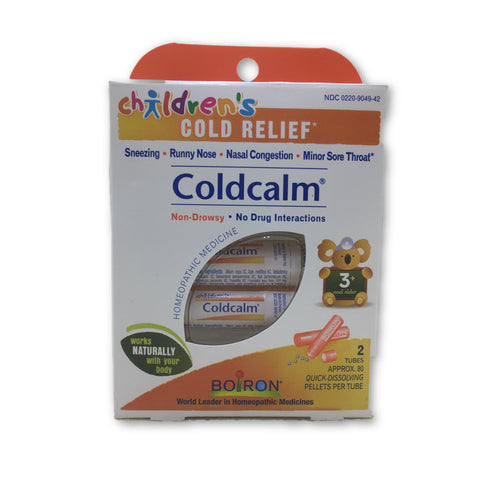 COLDCALM FOR CHILDREN