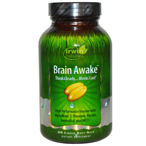 BRAIN AWAKE 60 SOFTGELS