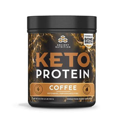KETO PROTEIN COFFEE 545 GRAMS
