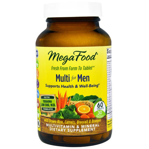 MULTI FOR MEN 60 TABS