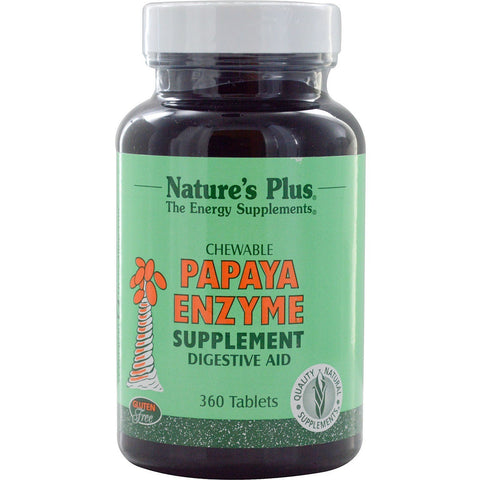 PAPAYA ENZYME [CHEWABLE] 360